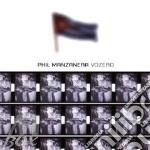 Vozero cd musicale di Phil Manzanera