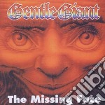 Gentle Giant - Missing Face cd musicale di Gentle Giant