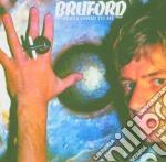 Bill Bruford - Feels Good To Me cd musicale di Bill Bruford