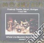 Mountain - Live At The Pineknob Theater 1985 cd musicale di Mountain