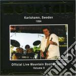 Karlshamn, sweden 1994 cd musicale di Mountain