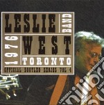 Leslie West Band - Toronto 1976 cd musicale di Leslie band West