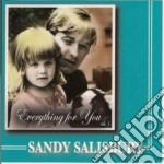 Everything for you vol 1 cd musicale di Sandy Salisbury