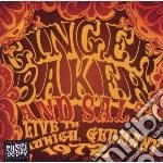 Ginger Baker & Salt - Live In Munich, Germany1972 cd musicale di BAKER GINGER & SALL