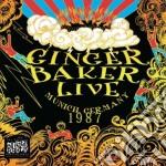 Ginger Baker - Live In Munich 1987 cd musicale di Ginger no mat Baker