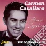 Cavallaro, Carmen - Alone Together-the Art Of cd musicale di Carmen Cavallaro