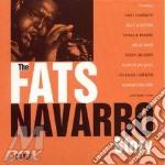 The story - navarro fats cd musicale di Fats navarro (4 cd)