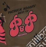 (LP VINILE) Best of p&p records lp vinile di Patrick Adams