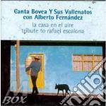 Canta Boyea Y Sus Vallenatos - Le Casa En El Aire cd musicale di CANTA BOYEA Y SUS VA