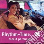 Rough Guide To Rhythm-time: World Percussion cd musicale di THE ROUGH GUIDE
