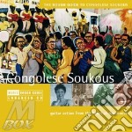 Congolese soukous cd musicale di THE ROUGH GUIDE