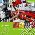 Oxfam salsa cd musicale di THE ROUGH GUIDE