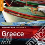 The music of greece cd musicale di THE ROUGH GUIDE