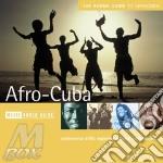 Afro-cuba cd musicale di THE ROUGH GUIDE