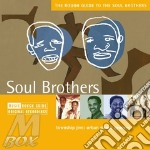 Rough Guide To The Soul Brothers cd musicale di THE ROUGH GUIDE