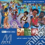 Highlife cd musicale di THE ROUGH GUIDE