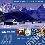 Rough Guide To The Music Of The Alps cd musicale di THE ROUGH GUIDE