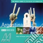 The music of argentina cd musicale di THE ROUGH GUIDE