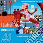 Rough Guide To Italia Nova cd musicale di THE ROUGH GUIDE