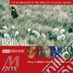 The music of the andes: bolivia cd musicale di THE ROUGH GUIDE