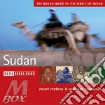 Rough Guide To The Music Of Sudan cd musicale di THE ROUGH GUIDE