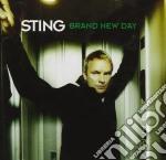 Sting - Brand New Day cd musicale di STING