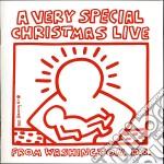 A VERY SPECIAL CHRISTMAS LIVE cd musicale di ARTISTI VARI