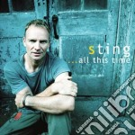 Sting - All This Time cd musicale di STING