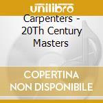 Millennium collection cd musicale di Carpenters