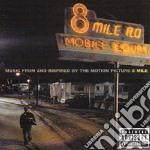 Eminem - 8 Mile cd musicale di EMINEM