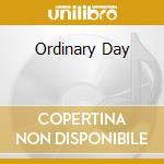 ORDINARY DAY cd musicale di CARLTON VANESSA
