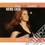 Neko Case - Live From Austin Tx cd musicale di NEKO CASE