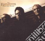 HILLS AND VALLEYS cd musicale di FLATLANDERS