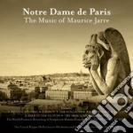 Notre dame de paris cd musicale di Maurice Jarre