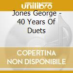 40 years of duets cd musicale