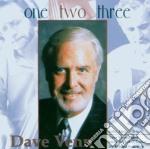 One two three - cd musicale di Venn Dave