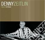 Denny Zeitlin - Solo Voyage cd musicale di Denny Zeitlin