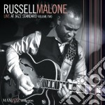 Russell Malone - Live At Jazz Standard V.2 cd musicale di RUSSELL MALONE