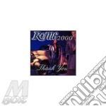 Thank you cd musicale di Rome 2000