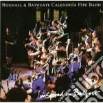 Inspired in belfast cd musicale di Boghall & bathgate c
