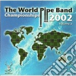 Volume 2 cd musicale di The world pipe band
