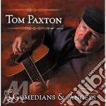 Tom Paxton - Comedians & Angels cd musicale di PAXTON TOM