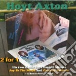 JOY TO THE WORLD/COUNTRY ANTHEM cd musicale di AXTON HOYT