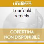 Fourfould remedy cd musicale di Velocette