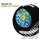 Le Nguyen - Songs Of Freedom cd musicale di Le Nguyen