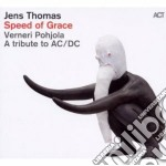 Jens Thomas - Speed Of Grace cd musicale di Jens Thomas