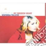 Viktoria Tolstoy - My Swedish Heart cd musicale di Viktoria Tolstoy