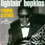 Fishing clothes - hopkins lightnin' cd musicale di Lightnin' Hopkins
