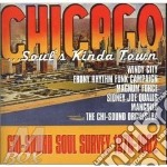 Aa\Vv - Chicago - Sound Soul Survey 1976 - 1982 cd musicale di Soul's kinda town