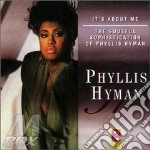 It's about me - cd musicale di Hyman Phyllis